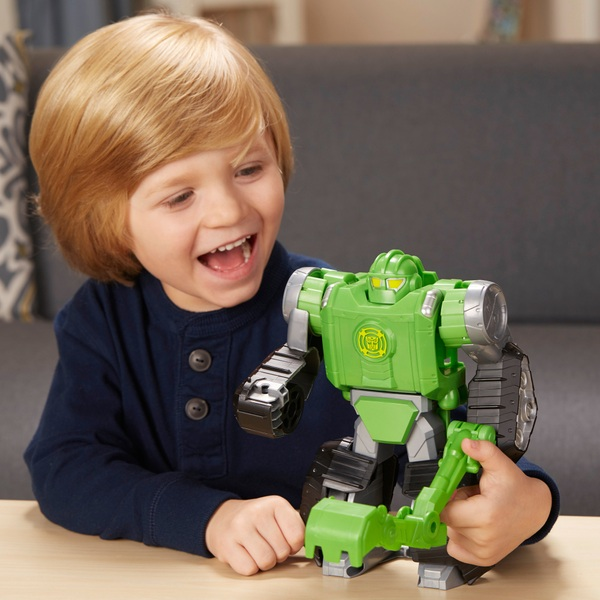 Transformers Rescue Bots Megabot Quick Dig