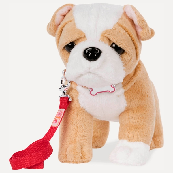 Our Generation Bulldog Pup 15cm