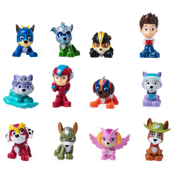 Paw Patrol Mini Figures – Assortment
