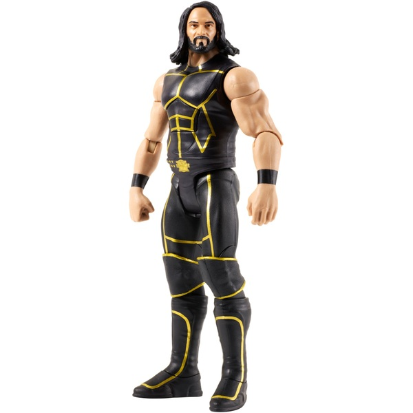 Wwe Tough Talkers Seth Rollins Action Figure Wwe Tough
