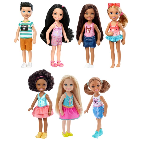 Barbie Club Chelsea Doll Assortment