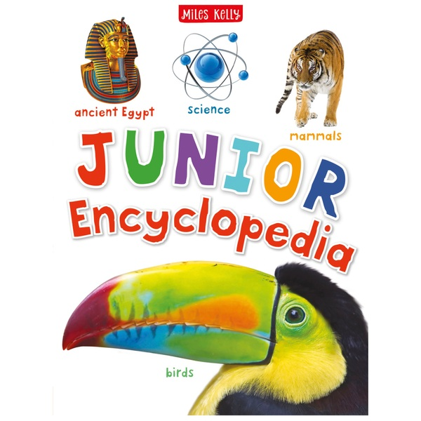 Miles Kelly Junior Encyclopedia PB Book