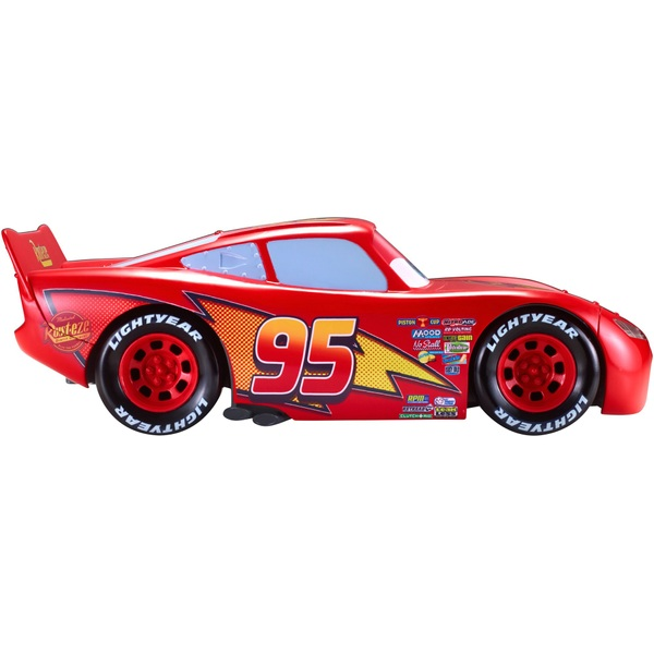 Disney Pixar Cars 3 Movie Moves Lightning McQueen  sc 1 st  Smyths Toys : pictures of lighting mcqueen - azcodes.com