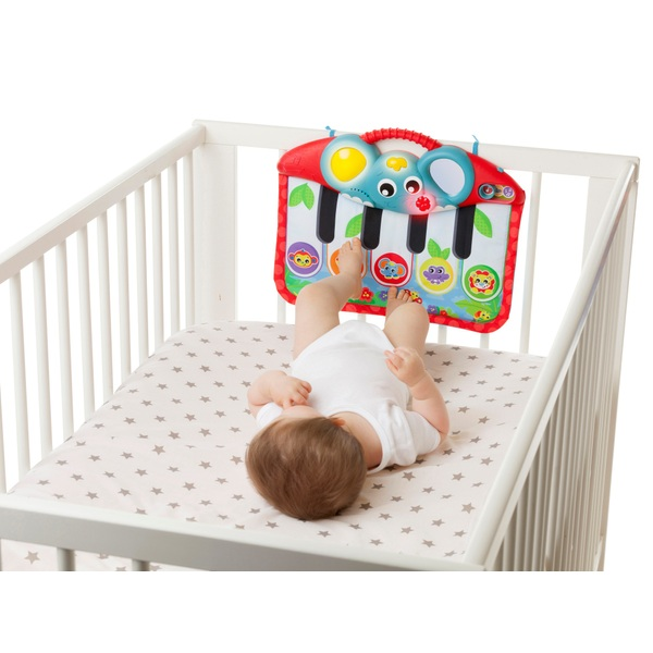 Playgro Music And Lights Piano And Kick Pad Red Infant