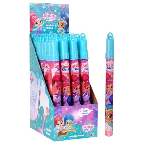 Shimmer and Shine Bubble Wand