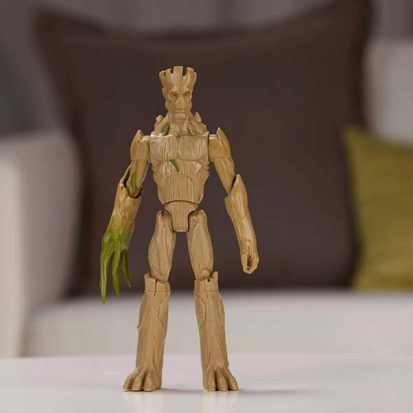 Marvel Guardians Of The Galaxy Growing Groot Figure 38cm