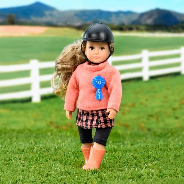 Lori Felicia Riding Doll