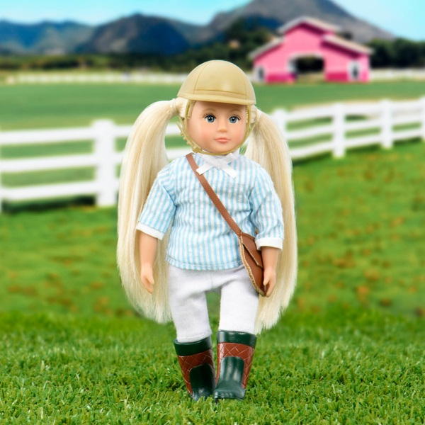 Lori Aveline Riding Doll