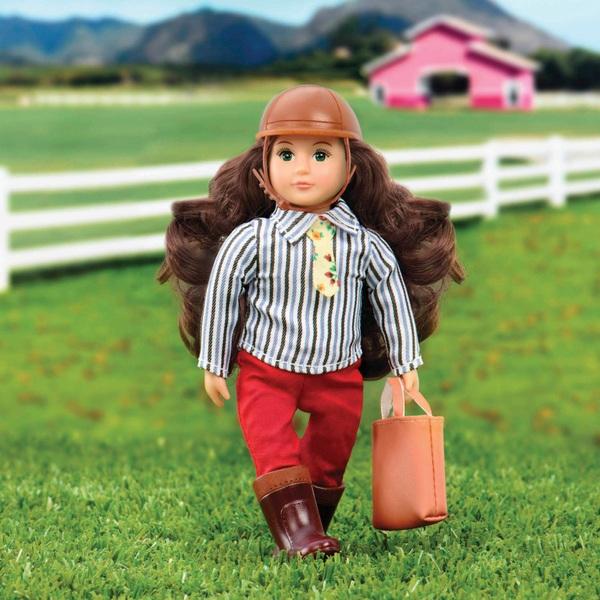 Lori Teagan Riding Doll