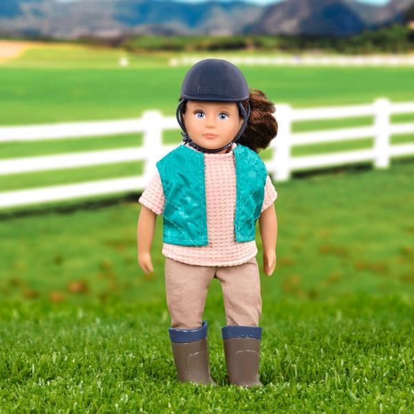 Lori 15 cm Riding Doll Lauralai