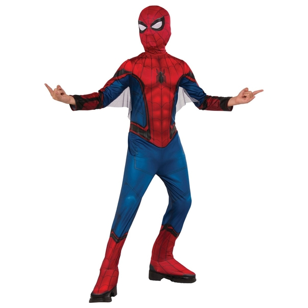 Marvel Spider-Man Homecoming Movie Classic Medium Costume