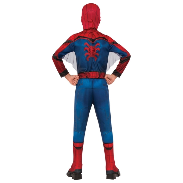 Marvel Spider-Man Homecoming Movie Classic Medium Costume  sc 1 st  Smyths Toys & Marvel Spider-Man Homecoming Movie Classic Medium Costume - Dress Up ...