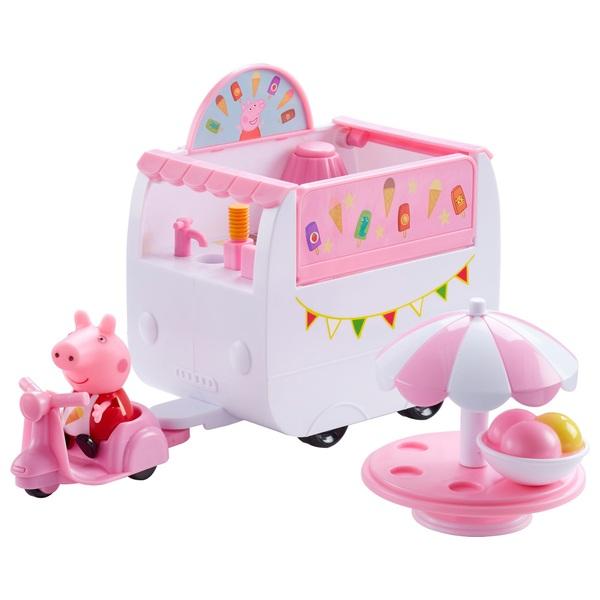 Peppa Pig Ice Cream Van