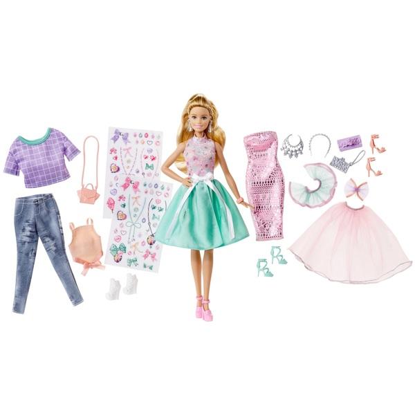 Barbie Doll & Fashions