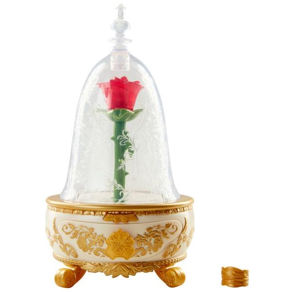 Disney Beauty and the Beast Enchanted Rose Jewellery Box