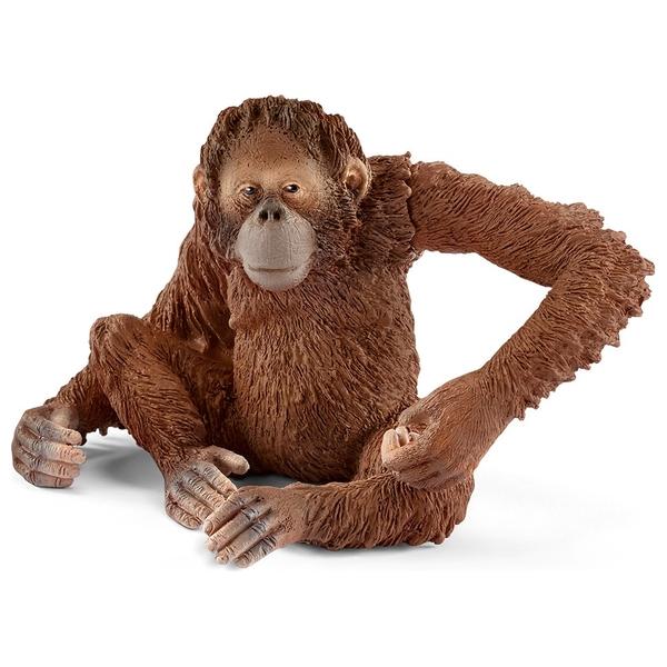 Schleich Orangutan female