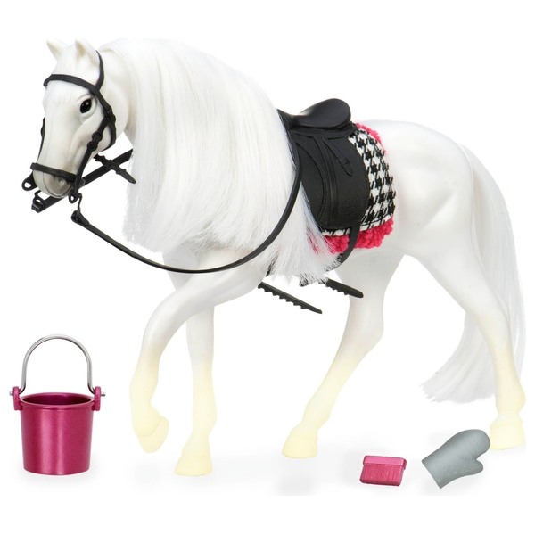 Lori Camarilla Horse White
