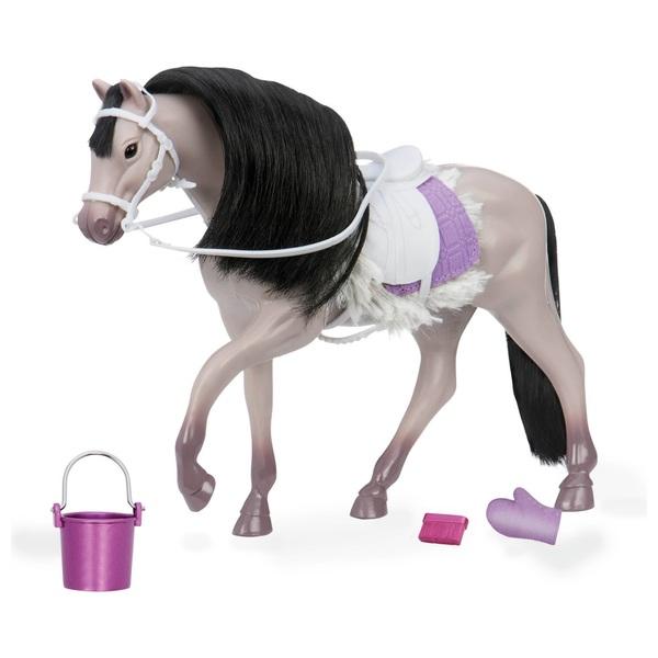 Lori Andalusian Horse Grey