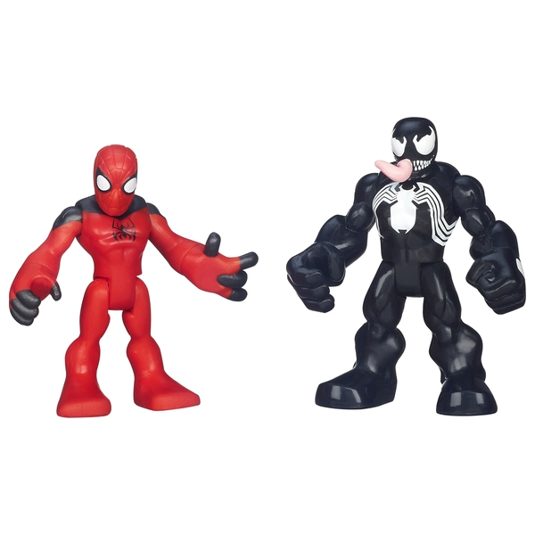 Playskool Heroes Marvel Super Hero Adventures Figures - assortment