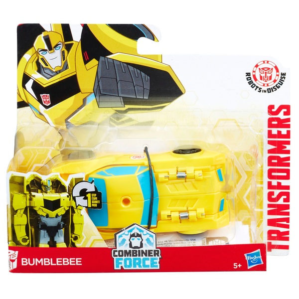 Transformers Robots in Disguise 1 Step Changer Bumblebee