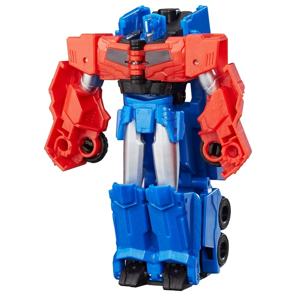 Transfomers Robots in Disguise 1 Step Changer Optimus Prime