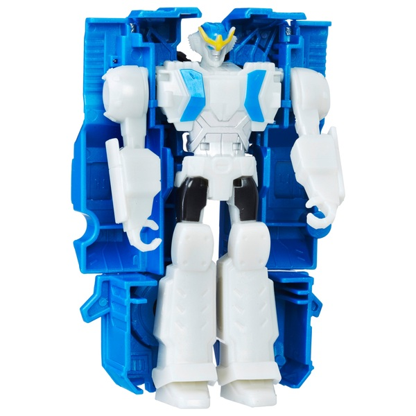 Transformers Robots in Disguise 1 Step Changer Strongarm