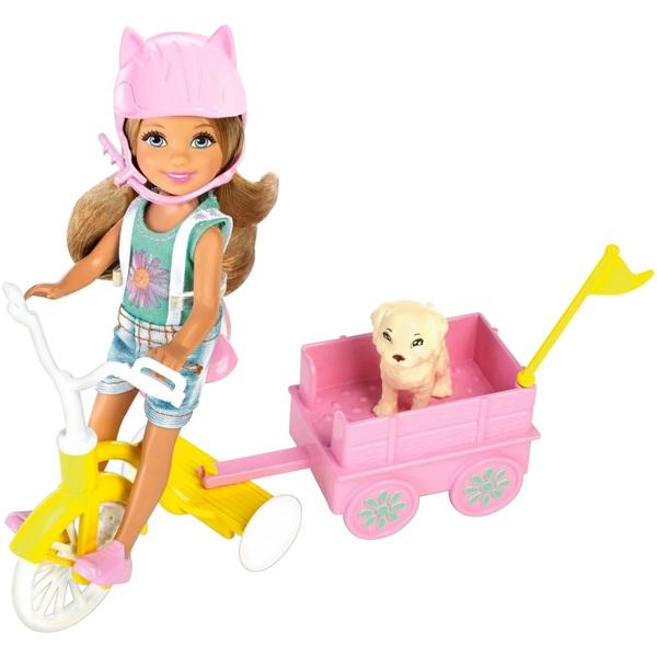Barbie Chelsea & Tricycle