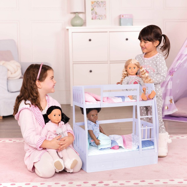 Our Generation Dream Bunk Beds Assortment Our Generation Uk