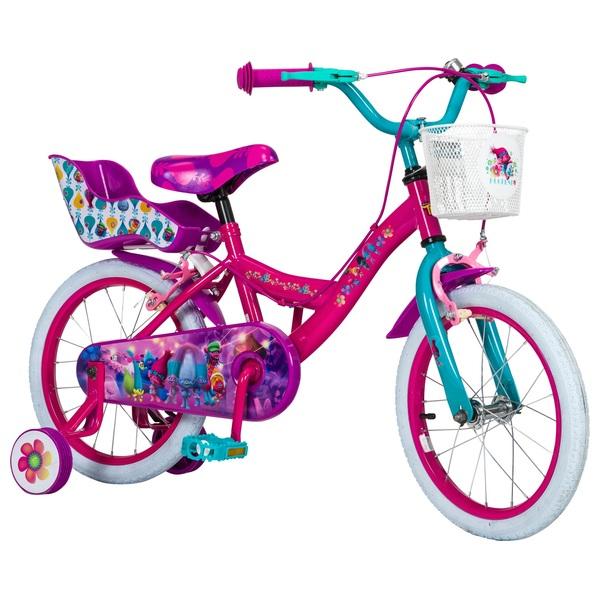 Bike Girls Toys For Birthdays : Inch trolls bike quot bikes yrs uk