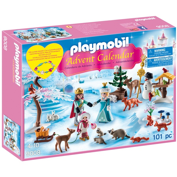 Playmobil 9008 Royal Ice Skating Advent Calendar