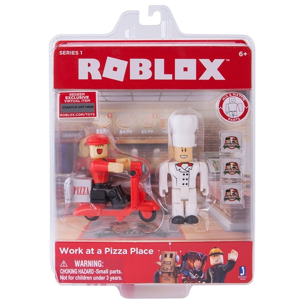 ROBLOX Work at a Pizza Place - Roblox Game Packs UK