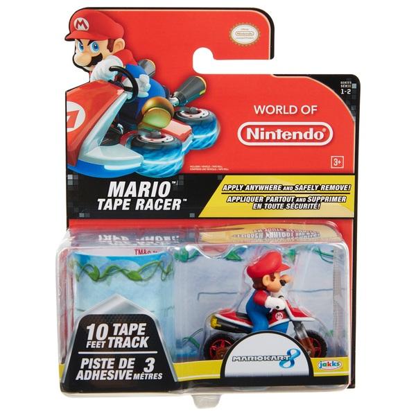 Nintendo Tape Racers Mario Cloud Track