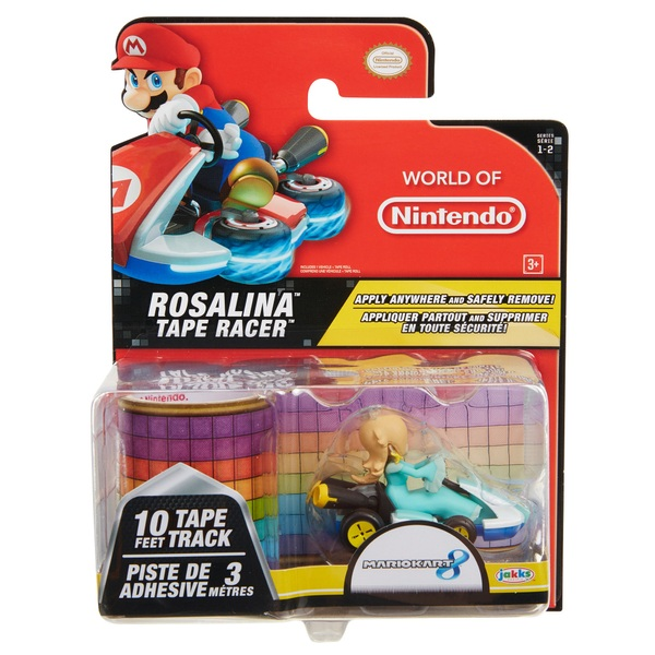 Nintendo Tape Racers Rosalina