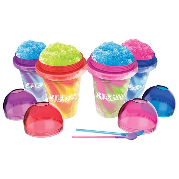 ChillFactor Colour Splash Slushy Maker - Assortment