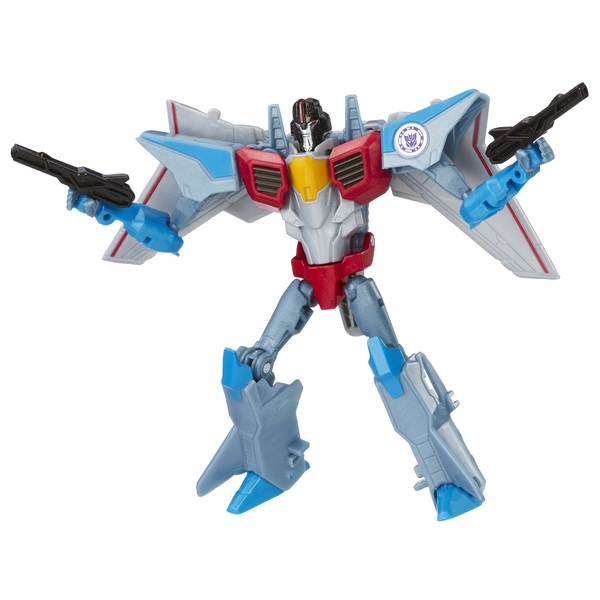 Transformers RID Combiner Force Warriors Class Starscream Figure