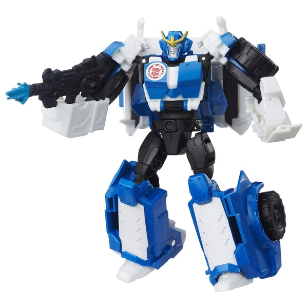Strongarm Figure -Transformers RID Combiner Force Warriors Class