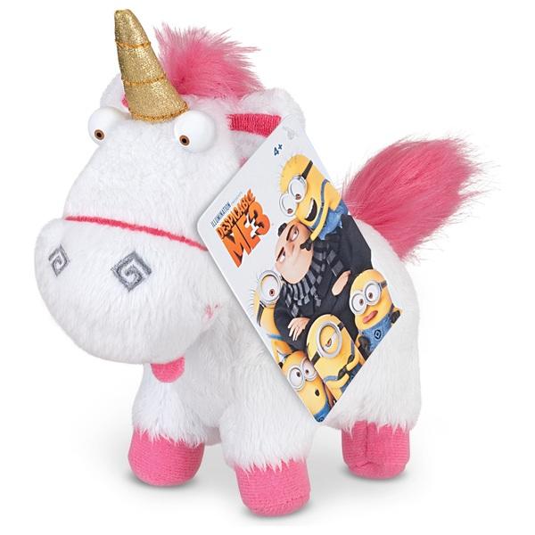 Despicable Me 3 Unicorn Plush Minions Uk
