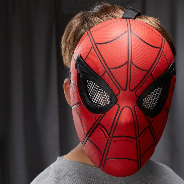 3d22a0c1a3b Spider-Man Homecoming Spider Sight Mask - Spider-Man   Marvel ...