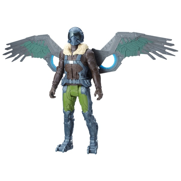 Spider Man Homecoming Electronic Marvel S Vulture Figure
