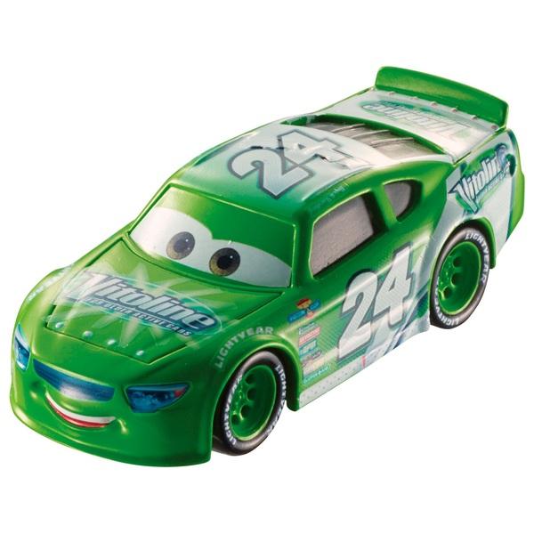 Disney Pixar Cars 3 1:55 Brick Yardley Diecast
