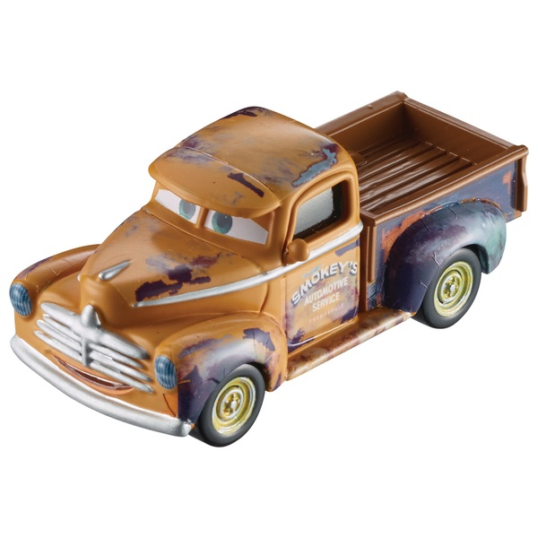 Disney Pixar Cars 3 1 55 Smokey Diecast Disney Cars Die Cast Uk