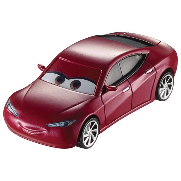 Disney Pixar Cars 3 1:55 Natalie Certain Diecast
