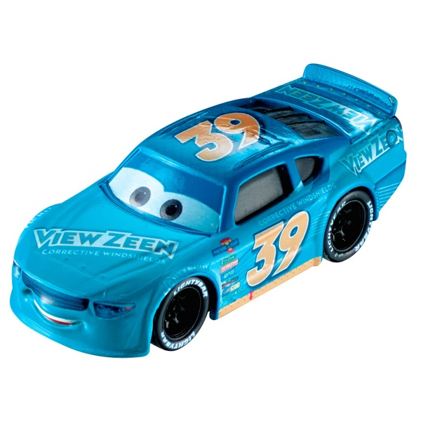 Disney Pixar Cars 3 1:55 Buck Bearingly Diecast