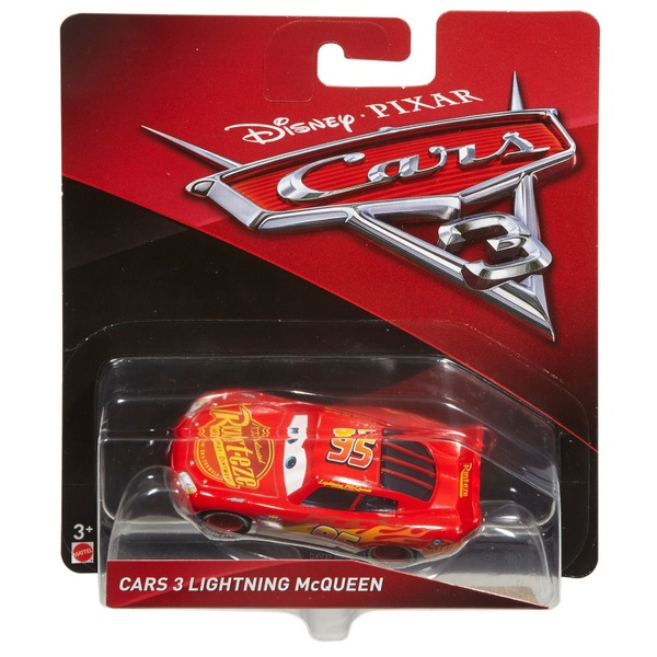 Disney Pixar Cars 3 155 Lightning McQueen Diecast  sc 1 st  Smyths Toys : pictures of lighting mcqueen - azcodes.com