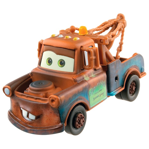 Disney Pixar Cars 3 1:55 Mater Diecast