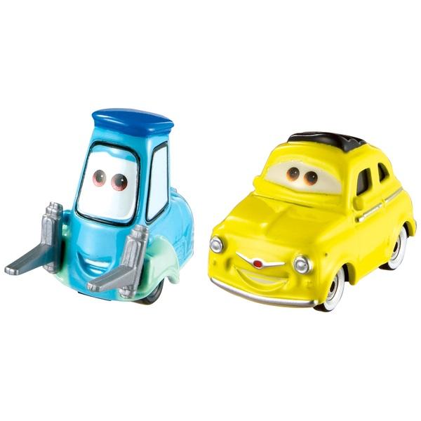 Disney Pixar Cars 3 1:55 Luigi & Guido Diecast