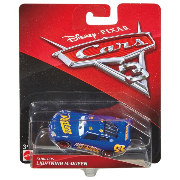 Disney Pixar Cars 3 1:55 Fabulous Lightning McQueen Die-Cast Vehicle