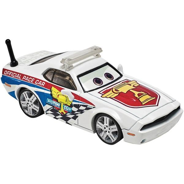 Disney Cars 3 1:55 Pat Traxson Die-Cast Vehicle