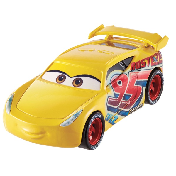 Disney Pixar Cars 3 1:55 Rust-eze Cruz Ramirez Die-Cast Vehicle