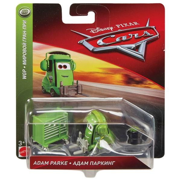 Cars 3 Character Car Diecast Adam Parke Disney Cars Die